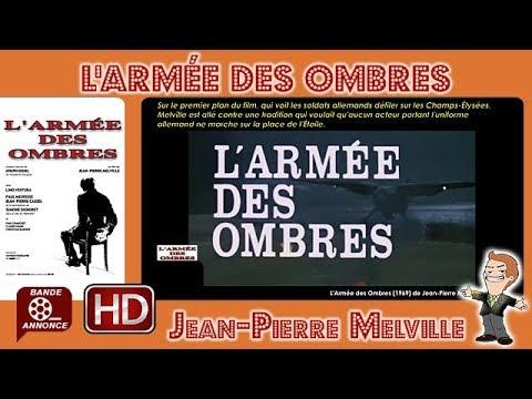 L'Armée des Ombres de Jean-Pierre Melville (1969) #MrCinéma 43
