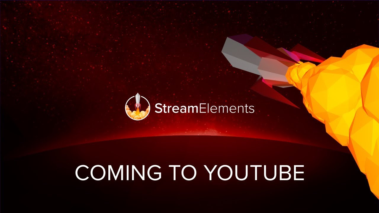 YouTubers get a new suite of live-video tools from StreamElements