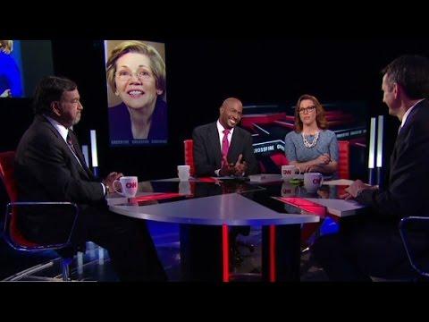 Richardson: Clinton would win over Warren