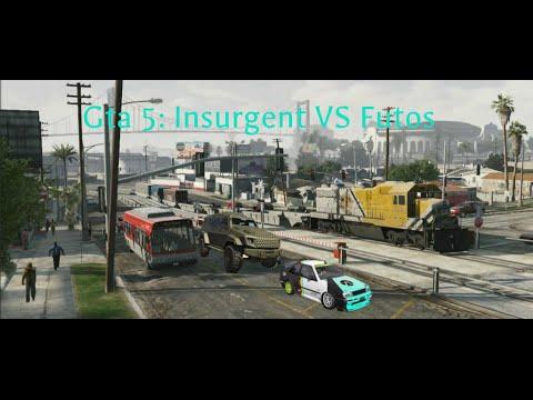 Download Gta 5: insurgent VS Futos
