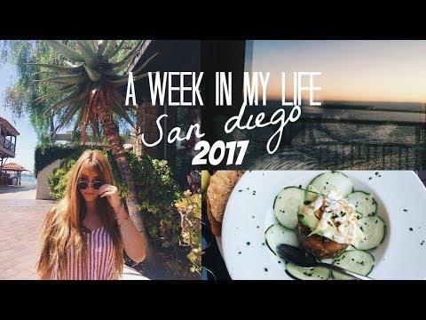 Week In My Life CALIFORNIA: SAN DIEGO Pt1 | Kaela Kilfoil