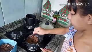 Fazendo meu almoço (VIDA DE CASADA 15 ANOS)