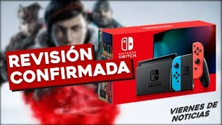 Nuevo Nintendo Switch Confirmado, Shenmue 3 Niega DLC a Backers y Gameplay de Modern Warfare