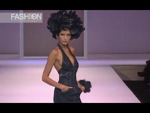 THIERRY MUGLER Spring 1999 Paris - Fashion Channel