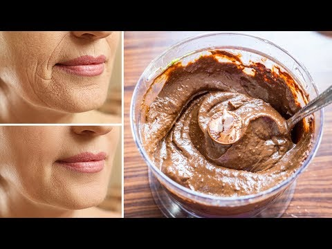 Get Rid of Wrinkles Naturally With This Homemade Anti-Aging Mask