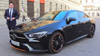 2019 Mercedes CLA AMG 4MATIC + Edition   FULL Review Drive CLA250 Sound Interior Exterior