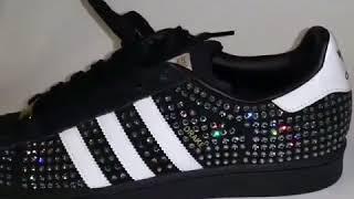 Embellished sneakers: Slay Lifestyle