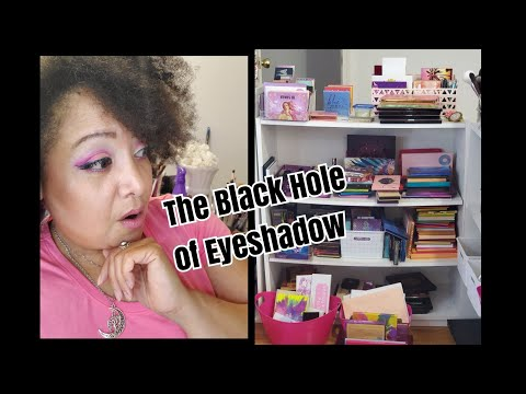 The Black Hole Of Eyeshadow - Issa Thang