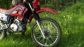 Lifan LF200-GY5, первые впечатления