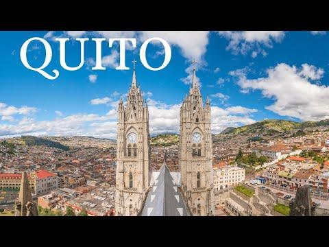 Quito City Ecuador Tour In Ultra HD - Quito Ecuador Travel - Dream Trip