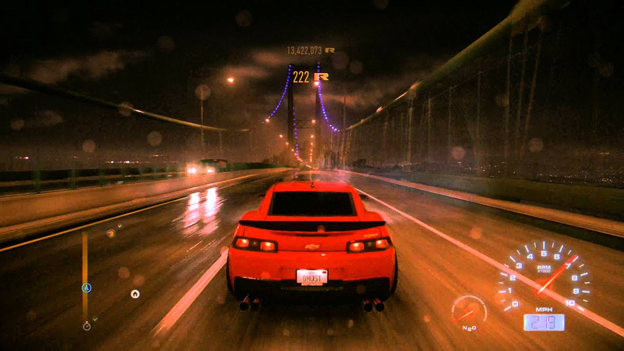 Need For Speed 2015 2014 Camaro Z28 Top Speed Gameplay - YouTube