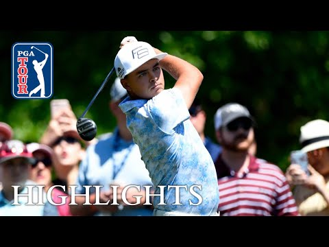 Rickie Fowler's Round 2 highlights from Houston Open