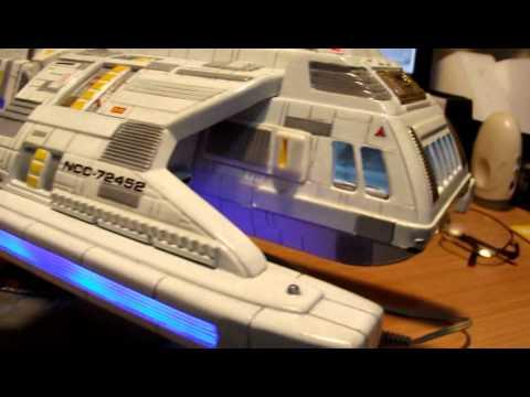 Watch on Star Trek Deep Space Nine Blueprints
