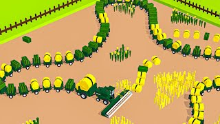 Harvest io – Farming Arcade in 3D screenshot 5