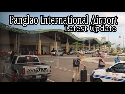 How To Get To Panglao International Airport By Bus From Tagbilaran City