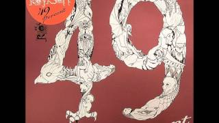 Röyksopp - 49 Percent (Ewan Pearson Glass Half Full Remix)
