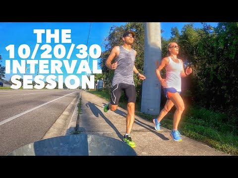 30 minute interval session for speed