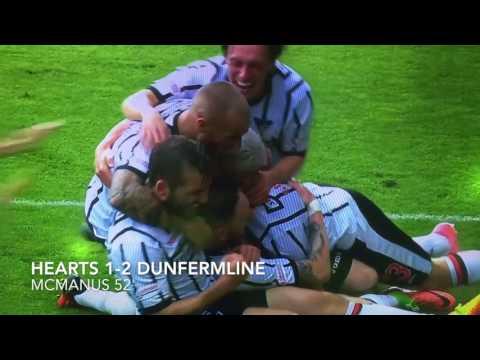 Hearts V Dunfermline