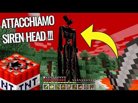 Download HO ATTACCATO SIREN HEAD!!! *AIUTOOO*