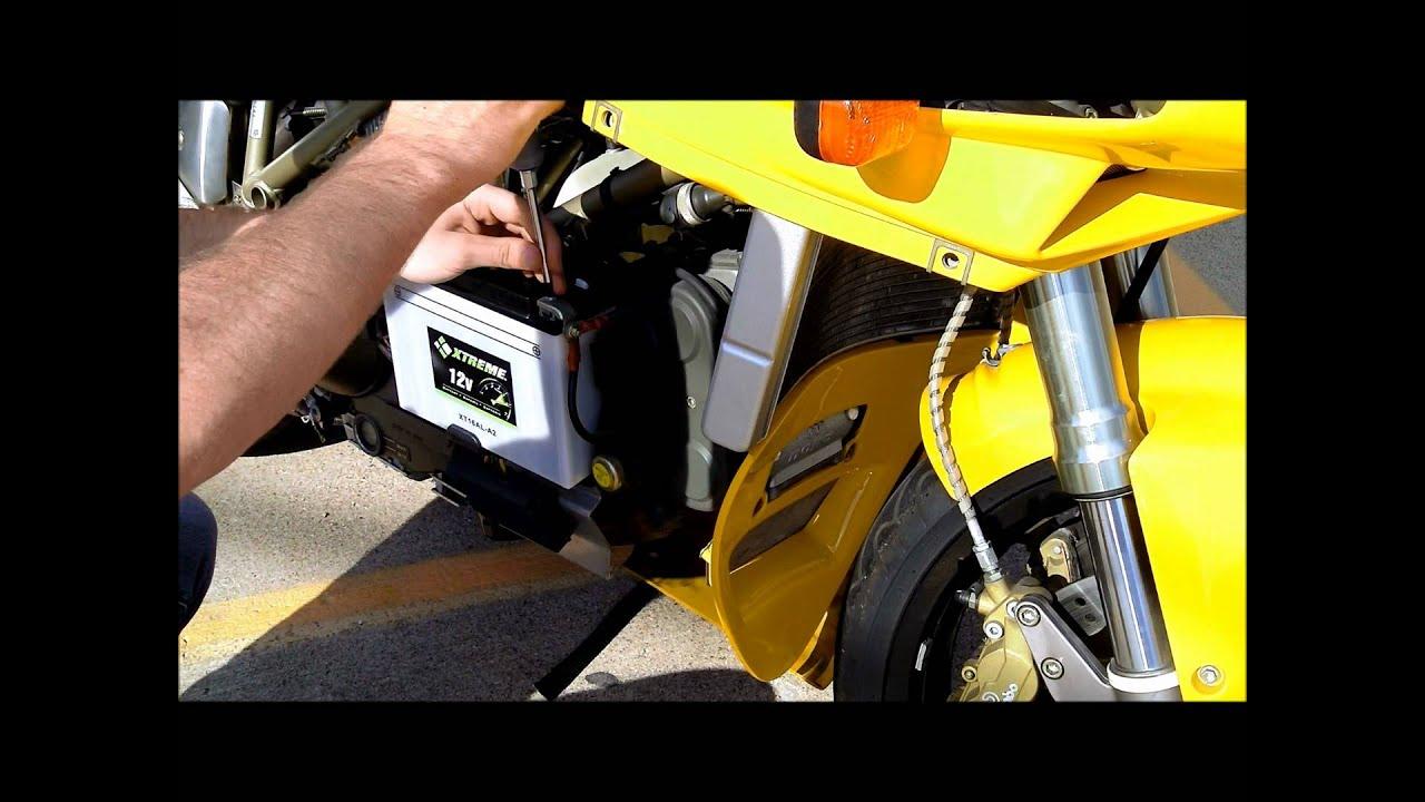 Ducati S Battery