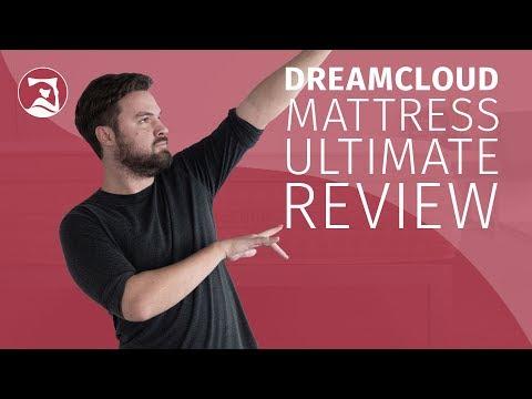 DreamCloud Mattress Review - Dreamy Comfort? (2018 UPDATE)