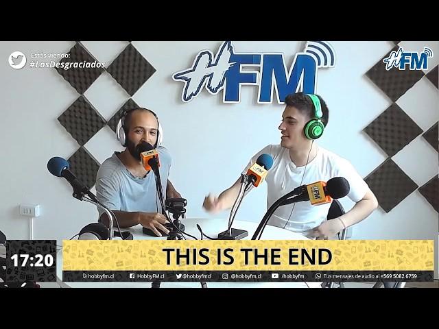 Los Desgraciados / This is the end - 13 de marzo 2020