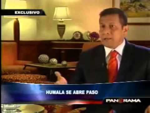 Peru: President Ollanta Humala opposes same-sex marriage