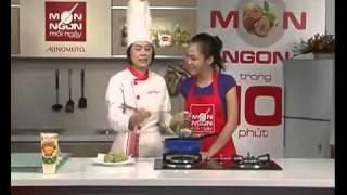 Hướng Dẫn Cách Nấu Ăn Món Trứng Chiên Cốm Xanh   Món Ngon Mỗi Ngày