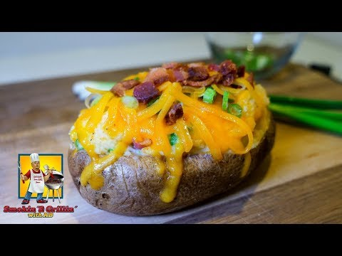 Twice Baked Potatoes | Side Dishes