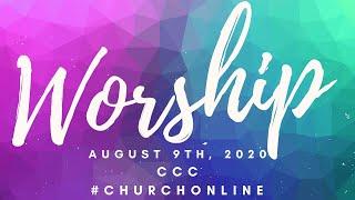 August 9, 2020 Worship