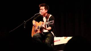 David Choi - Rocketeer(Cover) (Live at Bentley Music Auditorium, KL, Malaysia)