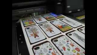 Печать на чехлах для iphone(УФ-печать на чехлах для iphone 4, 5 в копировальном центре