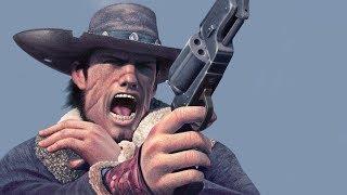 Red Dead Revolver - All Bosses HD