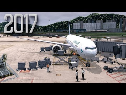 New Flight Simulator 2017 - P3D 4.0 [Ultra Realism]