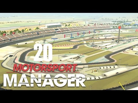 Motorsport Manager - GT Series [20] - Deprimierende Qualifikation in Phoenix [Deutsch/German]