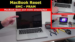 MacBook Hardware Reset | SMC | PRAM - [4K Video]