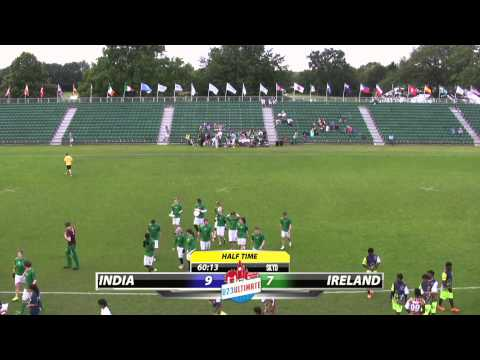 WU23 2015 | Ireland vs India (Mixed)