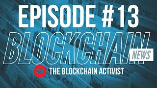 Blockchain News #13: US Pres candidate and BTC! BCH 5 Hours Lost, Mercedes and Blockchain, New CBDC