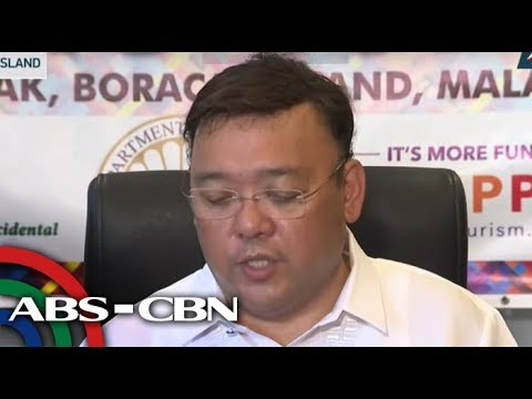 WATCH: Palace holds press briefing in Boracay | 17 April 2018