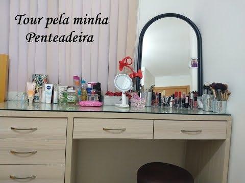 TOUR PELA MINHA PENTEADEIRA - DORNELAS LU MAKEUP