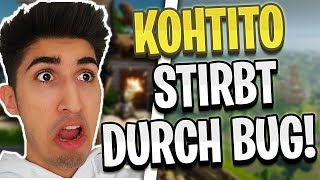 KOHTITO dies from BUG! | HORICAN hits crass NoScope! | Fortnite Highlights English