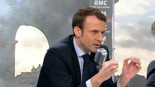 Retraite, chômage, taxe d'habitation, SMIC… ce que propose Emmanuel Macron