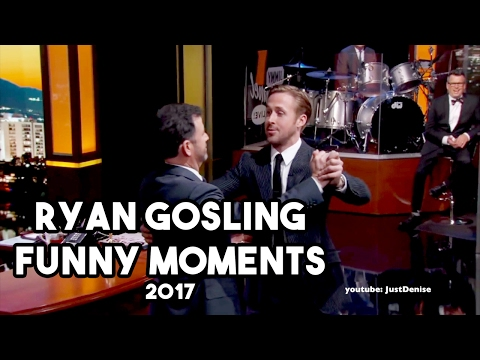 Ryan Gosling Funny Moments