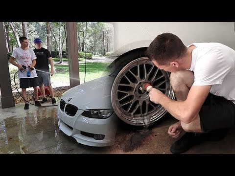 Back to the Basics: Teaching Adam LZ How I Wash a Car