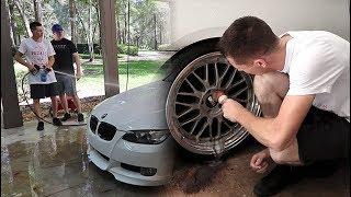 Back to the Basics: Teaching Adam LZ How I Wash a Car