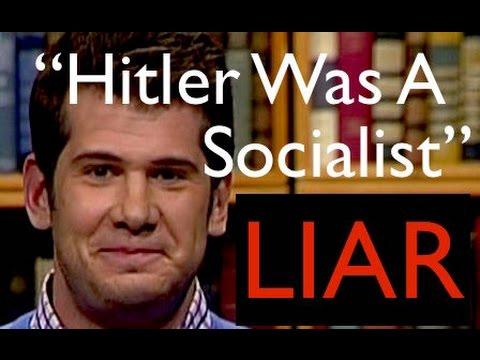 "Steven Crowder: ""Hitler was a Liberal Socialist"" DEBUNKED"