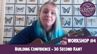 FAY - Building Confidence - 30 Second Rant