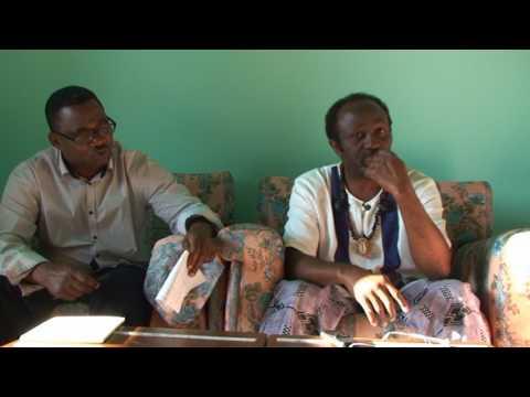 AFACD: L'Histoire d'Haiti par un africain, Masengo Ma M'Bongolo