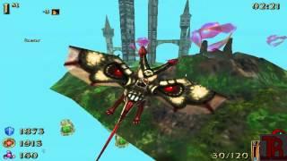 Flying Heroes gameplay