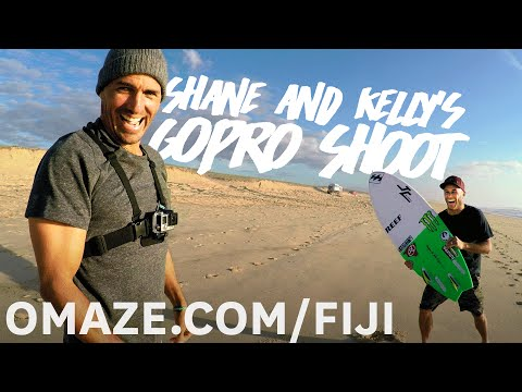 Kelly Slater & Shane Dorian: A day in their awesome lives